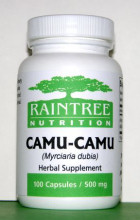 Camu Camu is traditionally used as a general tonic because of its high vitamin C content