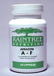 Amazon A - F   (traditional use - as an Anti-Fungal) DISCONTINUED-INFO ONLY