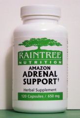 To balance and maintain a healthy adrenal function