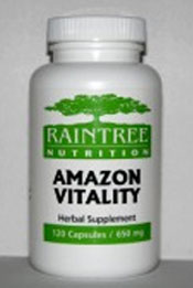 Amazon Vitality (traditional use - Cell Level Protection) DISCONTINUED-INFO ONLY