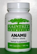 Anamu Capsules (traditional use - Cancer & leukemia) DISCONTINUED-INFO ONLY