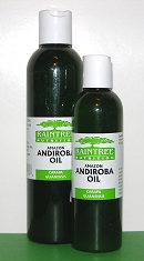 Andiroba Oil  (traditional use - Natural Insect Repellent) DISCONTINUED-INFO ONLY