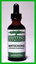 Artichoke Extract   DISCONTINUED, INFO ONLY