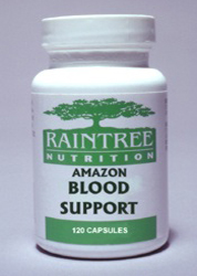 Blood Support (traditional use - Healthy Cholesterol Levels) DISCONTINUED-INFO ONLY