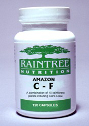 Amazon C-F Support is traditionally used in South America for colds, flu  and bacterial conditions
