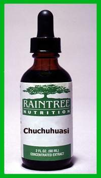 Chuchuhuasi   (traditional use - For Arthritis & Back Pain) DISCONTINUED-INFO ONLY