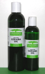 Copaiba Oil  (traditional use - Skin Care & Massage) DISCONTINUED-INFO ONLY