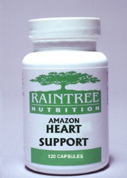 Amazon Heart Support Capsules are traditionally used in South America for the heart cardiovascular and also for hypertension