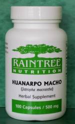 Huanarpo Macho Capsules  (traditional use - As a Male Aphrodisiac)