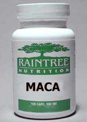 Maca Capsules   (traditional use -  Libido, Fertility & Nutrition)