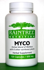 Myco Capsules (traditional use - For Mycoplasmal Infections) DISCONTINUED-INFO ONLY