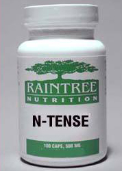 N-Tense Capsules is a combination of 8 plants and botanicals which have been independantly documented round the world with anticancerous, antitumorous, antimutanagenic, cytoprotective and / or immunostimulant properties