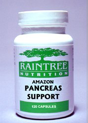 Amazon Pancreas Support Capsules are traditionally used by practitioners in South America for diabetes
