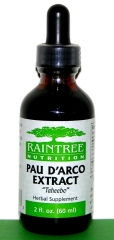 Pau d' Arco  (traditional use - viral infections)